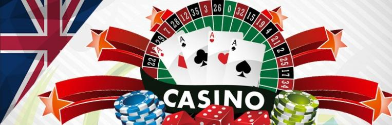 Different Casino games available in the UK